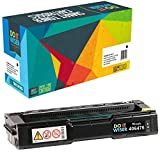 Do it Wiser Compatible Toner Cartridge Replacement for Ricoh Aficio SP C231N SP C231SF SP C232DN SP C232SF SP C242DN SP C242SF SP C310 SP C310A SP C311N SP C320DN - 406475 Black 6,000 Pages