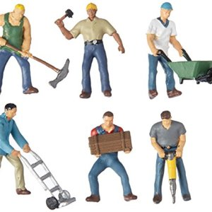 Bachmann Trains Construction Workers 51Bzh3Snl4L
