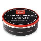 Griot's Garage 11029 Premium Carnauba Paste Wax 14oz