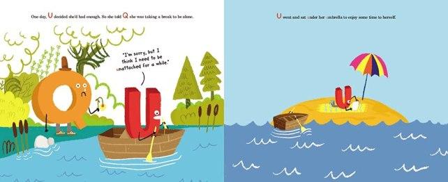 Q and U Call It Quits: Wade, Stef, Martin, Jorge: 9780062970688: Amazon.com:  Books