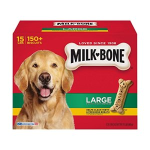 Milk-Bone Large Dog Biscuits, 14-Pound 9