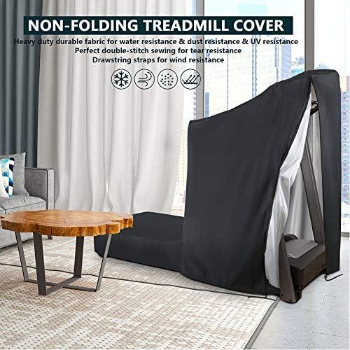 Aidetech Treadmill Cover Waterproof for Outdoor & Indoor Running Equipment Machine 5