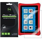 Dmax Armor [3-Pack] for Nabi 2 / Nabi 2S 7-inch Tablet Anti-Glare & Anti-Fingerprint Screen Protector