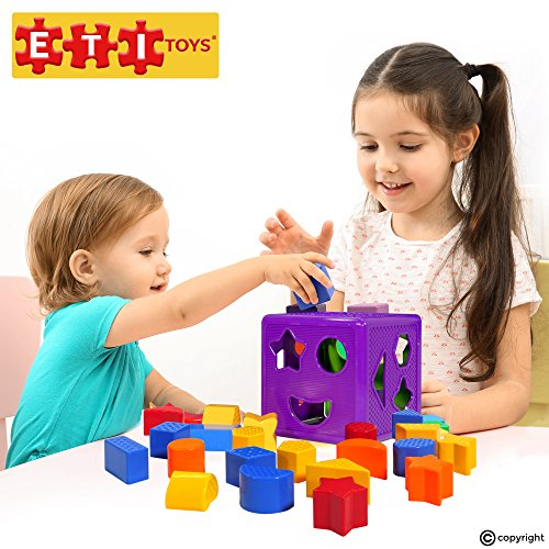 Unique Educational Toys : Unique educational sorting matching toy for toddlers by
