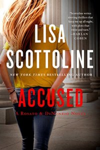 Accused by Lisa Scottoline Book Cover