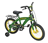 John Deere 16 Bicycle Green