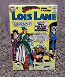 "Lois Lane #46 DC Comic Book Cover 2"" x 3"" Refrigerator or Locker MAGNET"