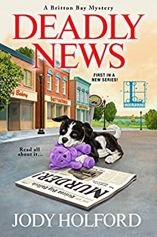 Deadly News cover
