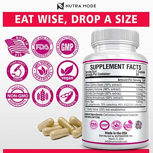 Natural Weight Loss Pills for Women-Best Diet Pills that Work Fast for Women-Appetite Suppressant-Thermogenic Belly Fat Burner-Carb Blocker-Metabolism Booster Energy Pills-Weight Loss Supplements-60ct 7