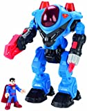 Fisher-Price Imaginext DC Super Friends Superman and Exoskeleton Suit