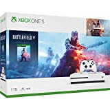 Xbox One S 1TB Console - Battlefield V Bundle
