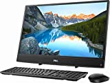 Dell Inspiron i3277-3838BLK 21.5-inch FHD All-in-One Desktop (Intel 7th Generation Core i3 7130u / 4GB / 1TB / Windows 10+MS Office 2016 / Integrated Graphics/Wireless KB+Mouse), Black