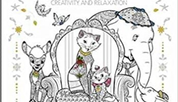 Disney Discovery Art Of Coloring Animals