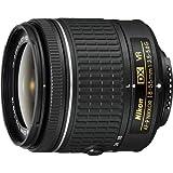 Nikon 18-55mm f/3.5-5.6G VR AF-P DX Zoom-Nikkor Lens - (Renewed)