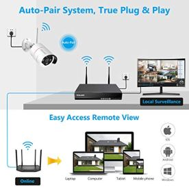Wireless-Security-Camera-System-3MP-Ultra-HD-Floodlight-2-Way-Audio-Siren-Alarm-YESKAMO-Outdoor-Spotlight-WiFi-IP-Cameras-AI-Human-Detection-8CH-Home-Video-Surveillance-System-with-Hard-Drive