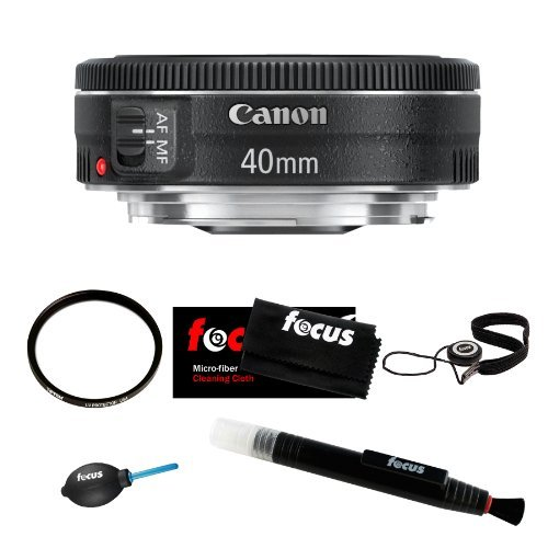 Canon EF 40mm f/2.8 STM Lens – Fixed