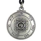 Ultimate Love Talisman Venus Pentacle Key of Solomon Seal Pendant Hermetic Enochian Kabbalah Pagan Wiccan Jewelry