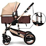 Belecoo™ Luxury Foldable Anti-shock High View Carriage Review