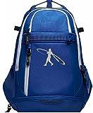 NIKE Backpack Baseball Swingman 3.0 Baseball (One Size, Game Royal Blue)