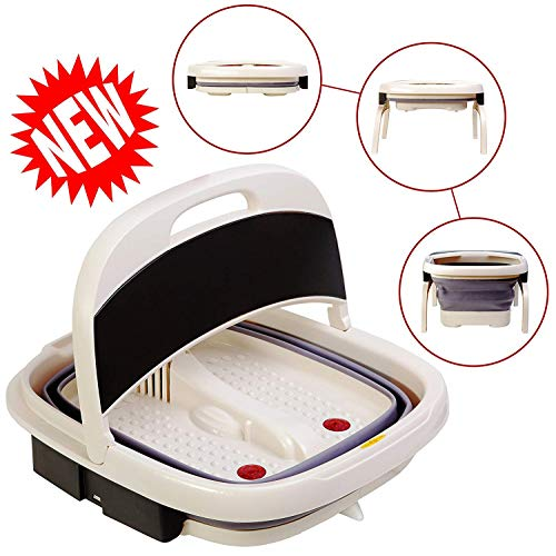 Foot Spa Massager-Portable Foot Bath Tub