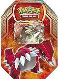 Pokemon Legends of Hoenn Groudon-EX Collector Tin by Pok?mon