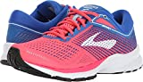 Brooks Women's Launch 5 Pink/Blue/White 12 B US