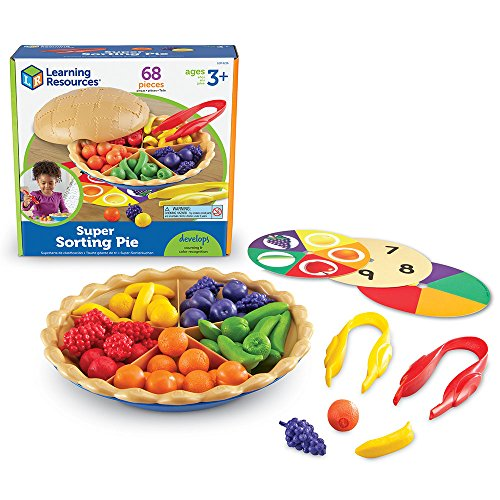 Learning Resources Sorting Pie