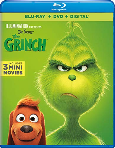 Dr. Suess' The Grinch Blu-ray - LOW PRICE!