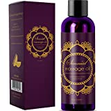 Honeydew Sensual Massage Oil with Pure Lavender Oil - Relaxing Almond & Jojoba Oil for Women & Men for Natural Skin Therapy, 8oz