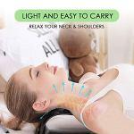 Dispositivo Cervicale del Collo della Trazione, Capo Sollievo Amaca Neck Pain Relief, Guanciale Cervicale per La…
