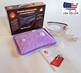 Lavender Rechargeable Portable Personal Heating Pad/Pack