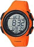 Armitron Adventure Men's AD/1013ORG Digital Chronograph Orange Resin Strap Watch