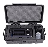 Cloudten Airtight Odor Resistant Carry Case for Storz and Bickel Mighty and Accessories Fits Mighty , Dry Leaf Grinder and Herb Canister