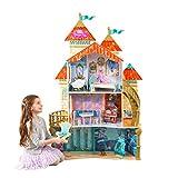 Disney Princes Ariel Land to Sea Castle Doll