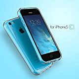 [Case Army] [Apple iPhone ( 5C )] [Hard back Clear Case] [5C] [Clear]