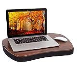 Sofia + Sam Oversized Memory Foam Lap Desk (Black)...