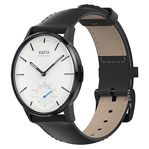 Newatch Wearable Hybrid Smartwatch Sleep and Activity Tracking Sport Watch