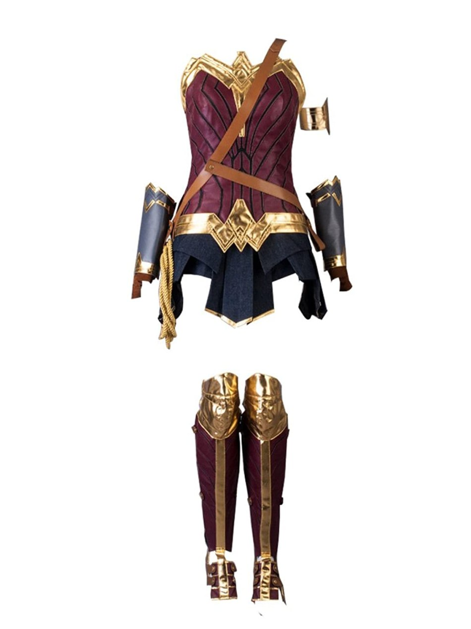 CosFantasy Best Diana Prince Cosplay Costume outfits mp003573