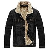 Product review for JYG Men's Sherpa Lined Denim Jacket