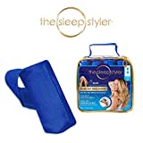 Allstar Innovations The Sleep Styler, The heat-free Nighttime Hair Curlers for Short or Long Fine Hair, Mini (3' Rollers), 12 Count, As Seen on Shark Tank