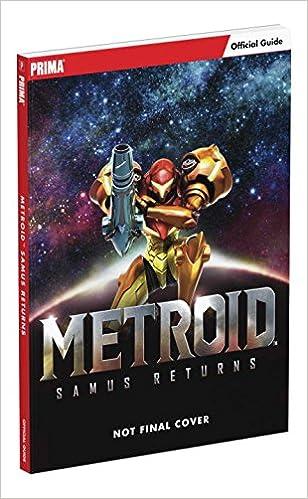 Metroid: Samus Returns : Prima Guide (anglais)