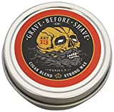 Fisticuffs Cigar Blend Mustache Wax, 1 oz Tin