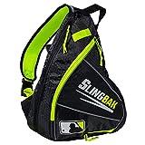 Franklin Sports MLB Sling Back Bag