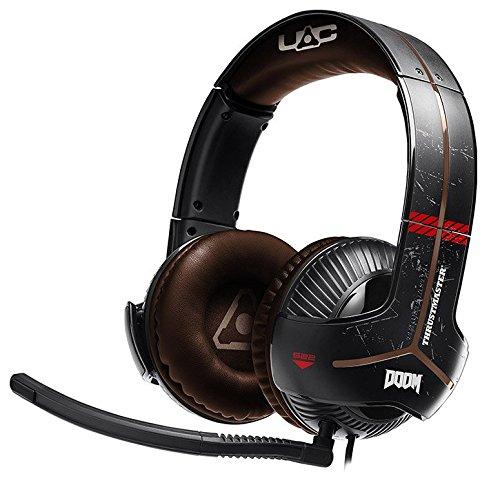 51D3b FvyaL - Thrustmaster Y-350X 7.1 Powered Doom Edition Gaming Headset (Xbox One/PC DVD)