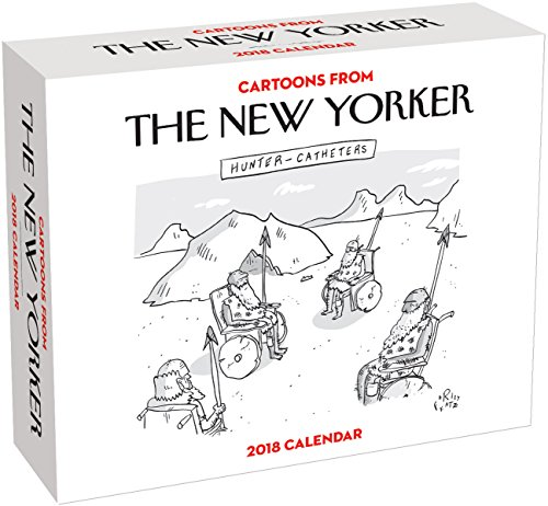 Cartoons from The New Yorker 2018 Day-to-Day Calendar