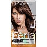 L'Oréal Paris Feria Permanent Hair Color, 45 French Roast (Deep Bronzed Brown)