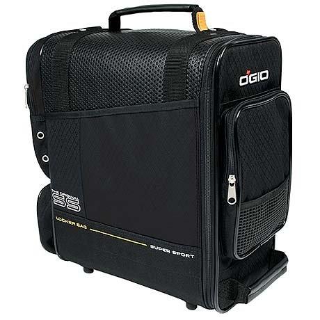 OGIO Locker Duffle Bag (Black)