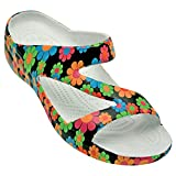 DAWGS Women's Arch Support Loudmouth Z, Magic Bus, 6 M US