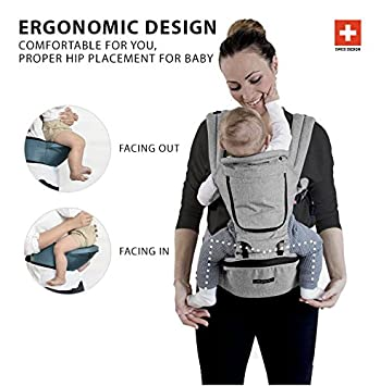 MiaMily Hipster+ Child & Baby Carrier