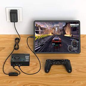 Ingers-Raspberry-Pi-4-Aluminum-Case-Kit-with-FanPower-Supply-with-Switch4-Aluminum-HeatsinksRubber-Feet-for-Raspberry-Pi-4-Model-BPi-4-Board-Not-Included-Black